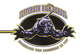 Jefferson High School logo